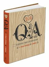 Our Q&A a Day: 3-Year Journal 2 People Relationship Couples Book Diary Fun Game