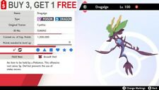✨ Shiny Dragalge ✨ Pokemon Sword and Shield Perfect IV 🚀 Fast Delivery 🚀