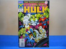 THE INCREDIBLE HULK Volume 1 #415 of 474 1962-97 Marvel Comics Uncertified