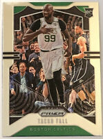 2019-20 Panini Chronicles TACKO FALL Prizm Update Rookie #502 CENTERED NRMNT-MNT