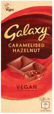 Nouvelle annonce Galaxy Vegan Chocolat Caramélisé noisettes Bar Dairy Free. Exp. 12/20.