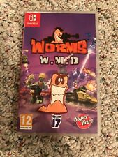 Worms W.M.D. - Nintendo Switch (case only)