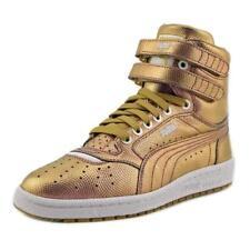 36 Scarpe sneakers in pelle per bambini dai 2 ai 16 anni