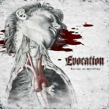 """EVOCATION - Excised And Anatomized  [BLACK Vinyl] 12"""" MLP"""