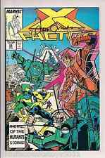 X-Factor #23 Signed by Louise & Walt Simonson W/COA 1st Appearance of Archangel