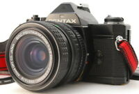 [EXCELLENT] Pentax MX SLR Camera Black w/Pentax-M 28-50mm F3.5-4.5from Japan#GHE