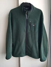 Polo Sport Ralph Lauren Fleece Jacket Mens L XL Green SUPERB Vintage