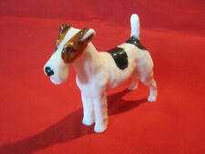 Royal Doulton Wire Hair Fox Terrier figurine Hn 1014, standing