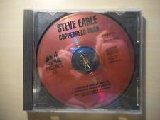 STEVE EARLE : COPPERHEAD ROAD *PROMO* [ CD MAXI ]