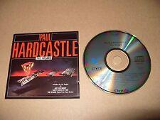 Paul Hardcastle The Wizard cd 11 tracks 1988