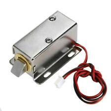Electronic Latch Lock Catch Cabinet Drawer Door Electro-magnet Release Solenoid