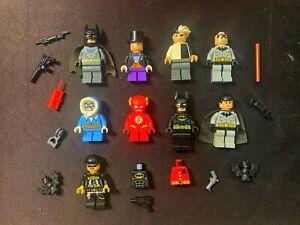 Lego Super Hero Minifigures YOU CHOOSE lot