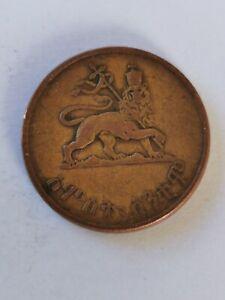 Ethiopia 5 cents EE 1936 (1943-44)? Assir Santeem