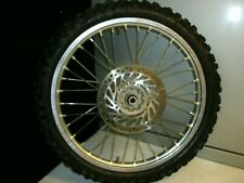 HONDA CRF 250X FRONT WHEEL 2005 (MAY FIT OTHER YEARS) ENDURO
