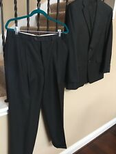 Ralph Lauren Pinstripe Suit 42R