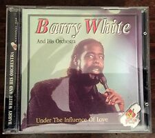 BARRY WHITE - UNDER THE INFLUENCE OF LOVE