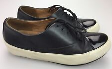 f439d875c FITFLOP Women s Sneaker Oxford Black Leather Lace Up Comfort Shoe 7M EUR 38