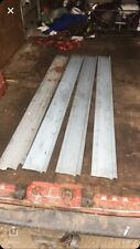 Renault 21 Turbo Outer Sills Repair Sections
