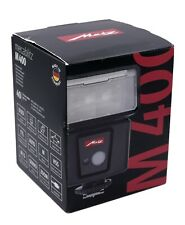 Metz Mecablitz M400 Flash for Olympus/Panasonic New in Box FREE SHIPPING!!!!