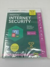 Kaspersky Internet Security 2016 - 3 Devices 1 Year NEW   (a)