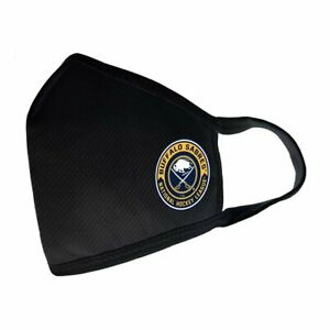 Buffalo Sabres NHL Team Logo Face Cover with Filter