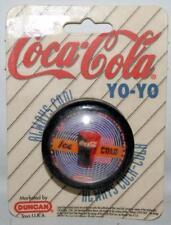 New Old Stock 1997 Duncan 'Ice Cold' Coca-Cola Trick Yo-Yo ~102