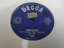MYSTIC EYES // THEM RARE OZ PRESS NORTHERN IRELAND R&B DECCA 1966 VAN MORRISON