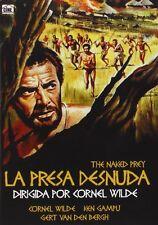 La Presa Desnuda (Spanish import) [The Naked Prey] Cornel Wilde, Gert NEW DVD