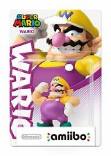 amiibo Wario (Super Mario Collection) - BRAND NEW & DIRECT FROM NINTENDO AUS
