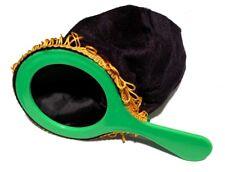 Black SMALL MAGIC CHANGE BAG Trick Clown Kids Show Beginner Vanishing Econo Mini