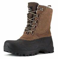 Men's WEATHERPROOF Winter Boots Tallin Taupe, 16336-0 Sizes 8-11 Waterproof shel
