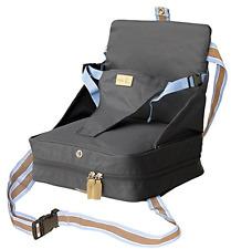 Roba Boostersitz Sitzerhöhung Kindersitz Reisehochstuhl Aufblasbar Sitzkiss