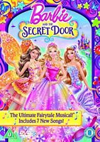 Barbie And The Secret Door [DVD][Region 2]