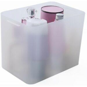 """LOT DE 4 Boites en plastique Pure Box """"A5 DEEP"""" 4321002 SUNDIS"""