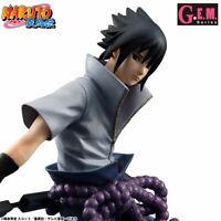G.E.M. series NARUTO Uchiha Sasuke Figure MegaHouse Anime from JAPAN