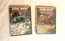 Star Wars Empire at War and Forces of Corruption PC CD-ROM Game and Expansion