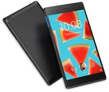 "Lenovo Tab 7 Esencial Quad Core 7 ""IPS Google Android Negro 16GB Tableta, Cámara"