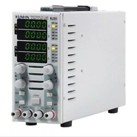 KL283 Dual Channel Adjustable LCD DC Electronic Load 300W 80V 30A 220V   U