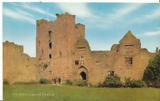 Shropshire Postcard - The Keep - Ludlow Castle   E175