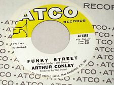 Arthur Conley:  Funky Street / Put Our Love Together  [Unplayed Copy]