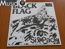 Black flag - Six pack  - LP  SIGILLATO