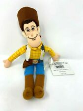 Vintage Walt Disney Store Mini Bean Bag Plush Toy Story Woody Cowboy