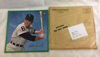 1962 Sports Champions 33 1/3 Record PETE WARD CHICAGO WHITE SOX Baseball Card
