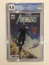 Avengers #39 CGC 9.8 beautiful Greg Tocchini variant cover KNULLIFIED