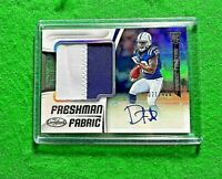 DAURICE FOUNTAIN PATCH AUTO ROOKIE CARD SP#/499 COLTS 2018 CERTIFIED FOOTBALL RC