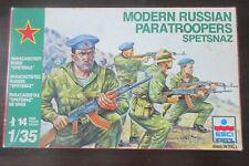 1/35 Moder Russian Paratroopers Spetsnaz - ESCI ERTL 5502