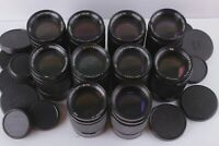 LOT 10 PCS. Jupiter-37A Tele lens 3.5/135mm M42 USSR dSLR Vintage