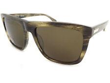 79bfe35defd CALVIN KLEIN Mens Designer Sunglasses Olive Grey   Olive Brown CK4255S 265