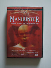 Manhunter - Limited Edition Anchor Bay Set