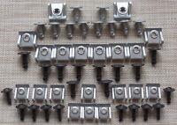 60 Teile Unterfahrschutz Unterboden Motorschutz Schrauben für Audi BMW Skoda VW